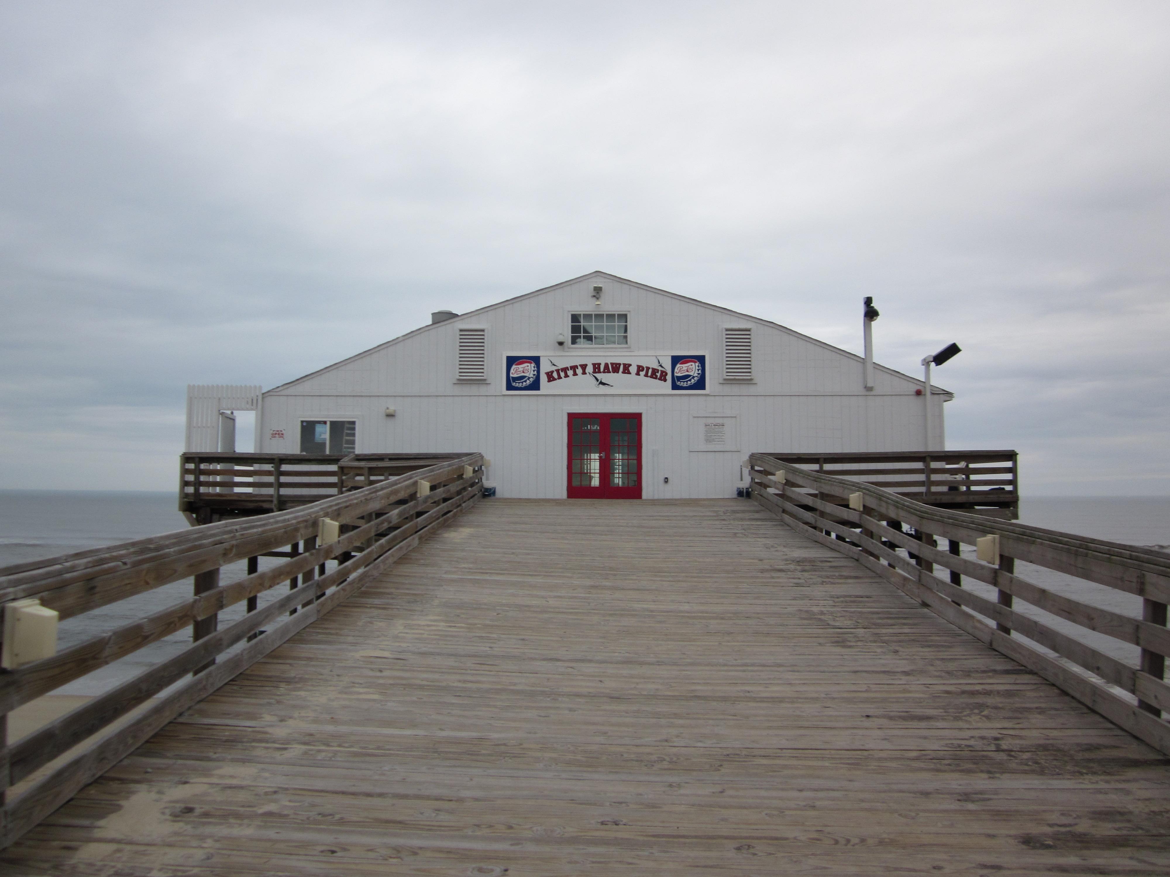 Kitty Hawk Pier | Capt Tony's