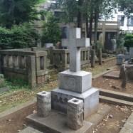 Christian's grave