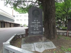 The Monument of Townsend Harris