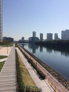 Shinonome Canal