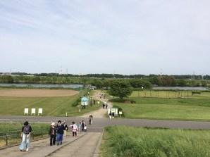 Edogawa River Bank