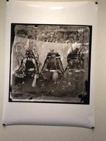 Samurai Fashion Photo by Everett Brown