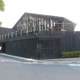 Kaneko Sabo, a cafe in front of Hon-Miya of Suwa Taisha