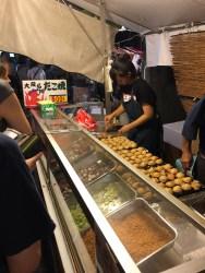 Takoyaki, the Octopus Balls