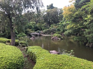 Japanese Garden of Tsunamachi Mitsui Club