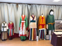 Exhibition of Korean Costumes