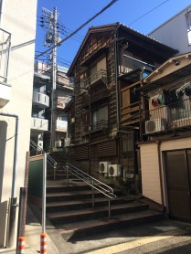 Old House in Hongo