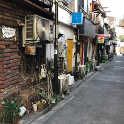 Shinjuku Golden-gai Area