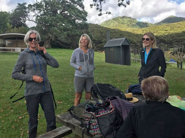 Great Barrier Island Eco Adventure for Women