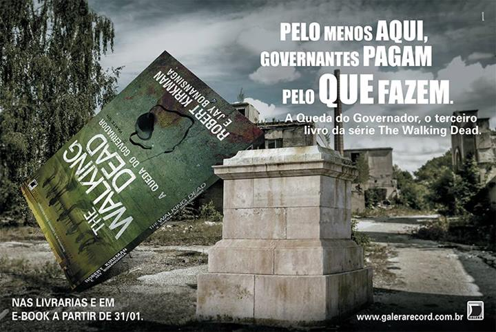 The Walking Dead A queda do Governador