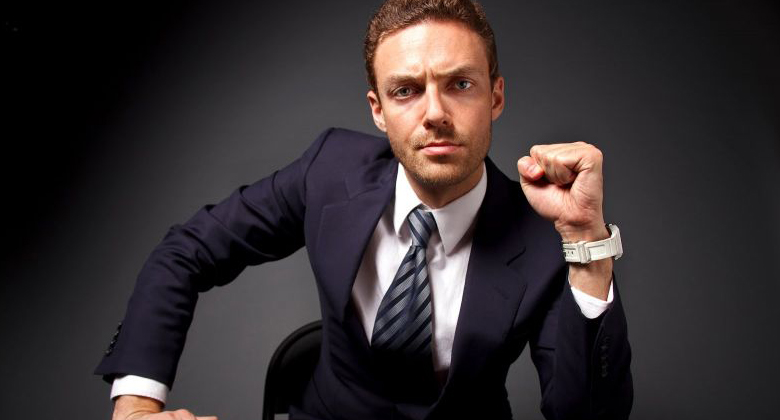 The Walking Dead Brasil Entrevista – Ross Marquand (Aaron)