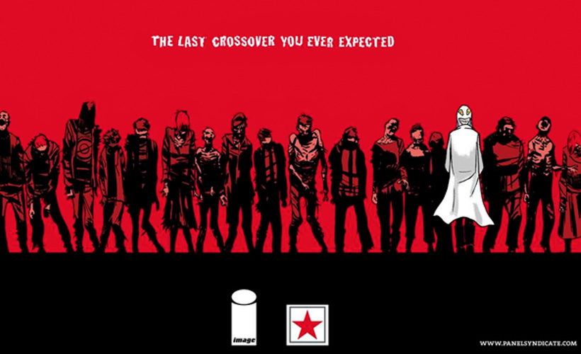 Nova HQ de The Walking Dead será escrita por Brian K. Vaughan
