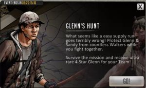 Glenn's Hunt Roadmap Mission