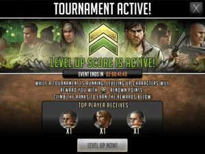 Level Up Tournament