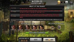 Scavenger Mission - Mission Log Info