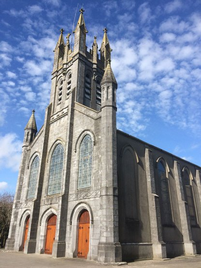 Holy Trinity Church, Durrow.