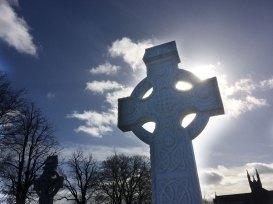Holy Trinity Church, Durrow Graveyard.