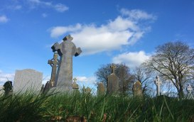 Holy Trinity Church, Durrow Graveyard.