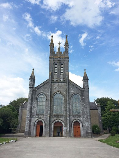 Church of the Holy Trinity, Durrow, Co. Laois.