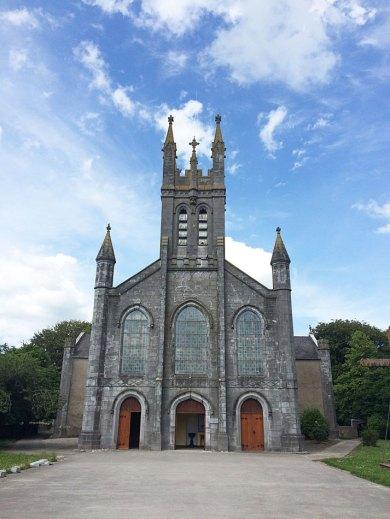 Church of the Holy Trinity, Durrow, Co. Laois.