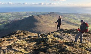 Hiking Trail on Cooley Peninsula, Ireland's Ancient East
