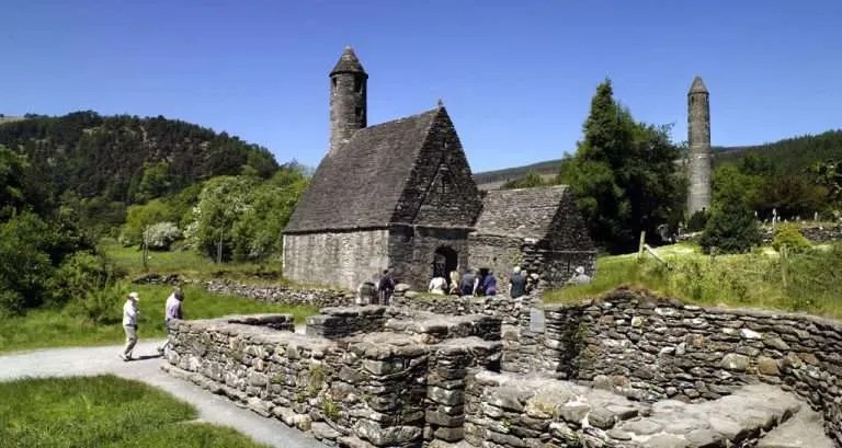 Glendalough Wicklow, Ireland 01