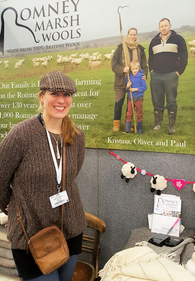 Romney Marsh Wools