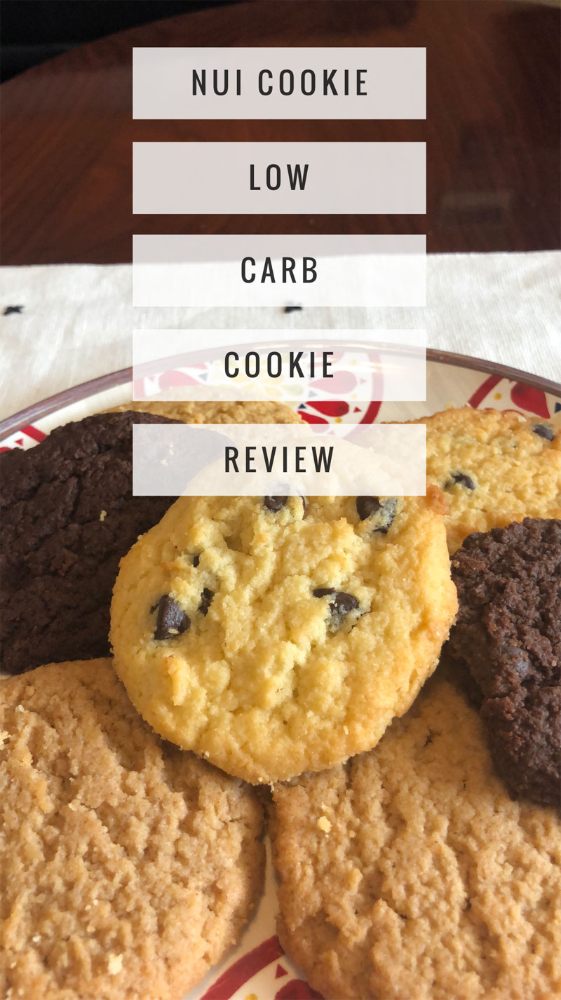 Low Carb Keto Cookie Review