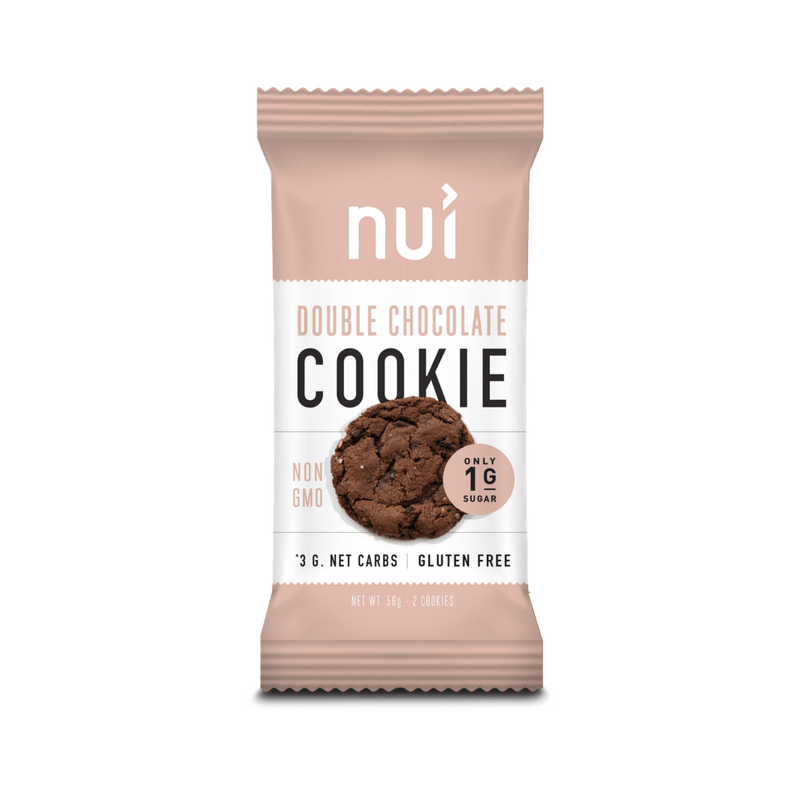 Nui Double Chocolate Cookie