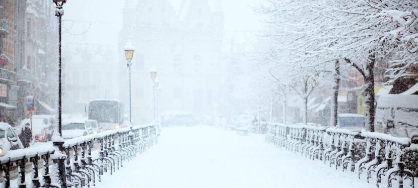 Can Walking Make Winter Better?