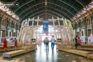 6 Bienal de Diseño - Estación Mapocho - 15.01.2017 - WalkingStgo - 1