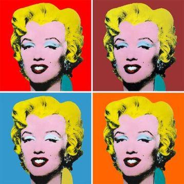 Andy Warhol - Centro Cultural La Moneda - Pop Art - 14 de junio al 15 de octubre 2017 - 2