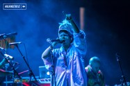 Bomba Estéreo en vivo, lunes 11 de diciembre 2017 en el Movistar Arena de Santiago - WalkiingStgo - 6
