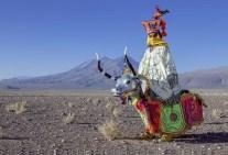 Brandon Salgado Torito Waka-Waka, Osada Devotos a Guadalupe, Calama.Fiesta Virgen de Ayquina 2014