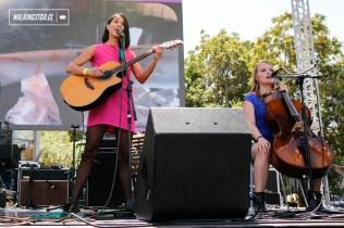 Carolina Nissen en vivo en Ruidosa Fest SCL en Matucana 100 - 11.03.2017 - WalkingStgo - 8