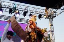 Colectivo Lemebel Performance en Ruidosa Fest SCL en Matucana 100 - 11.03.2017 - WalkingStgo - 5