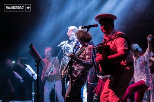 Emir Kusturica And The No Smoking Orchestra en vivo en el Teatro Caupolicán de Santiago de Chile - 16.11.2017 - WalkiingStgo - 22