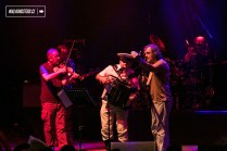 Emir Kusturica And The No Smoking Orchestra en vivo en el Teatro Caupolicán de Santiago de Chile - 16.11.2017 - WalkiingStgo - 29