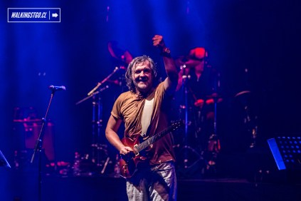 Emir Kusturica And The No Smoking Orchestra en vivo en el Teatro Caupolicán de Santiago de Chile - 16.11.2017 - WalkiingStgo - 31