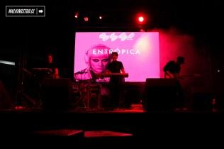 Entrópica en vivo en Ruidosa Fest SCL en Matucana 100 - 11.03.2017 - WalkingStgo - 14