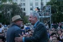 Espectadores - Andrés Pérez de Memoria - Santiago a Mil 2018 - Plaza de la Constitución - 04.01.2018 - WalkiingStgo - 6