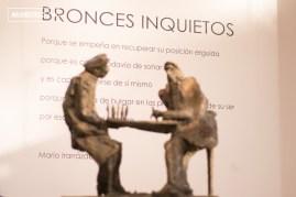 Exposición - Mario Irarrazaval - Bronces Inquietos - Sala Parque de Las Esculturas - 22.09.2017 - WalkiingStgo - 25