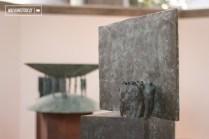 Exposición - Mario Irarrazaval - Bronces Inquietos - Sala Parque de Las Esculturas - 22.09.2017 - WalkiingStgo - 5