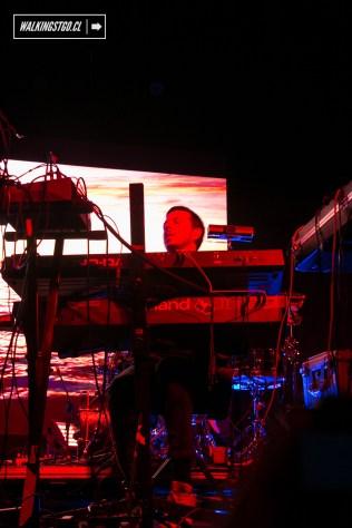 Fotos - Estancia La Mar - Club Fauna - 3 de noviembre en Teatro La Cúpula - WalkiingStgo - 6