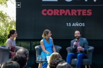 LANZAMIENTO PROGRAMACIÓN CORPARTES 2017, JUEVES 12 DE ENERO - WalkingStgo - 20