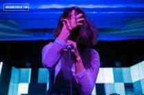 MKRNI - Club Fauna - en vivo en ex Búnker, jueves 25 de enero 2018 - WalkiingStgo - 5