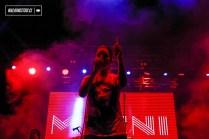 MKRNI en vivo en Ruidosa Fest SCL en Matucana 100 - 11.03.2017 - WalkingStgo - 4