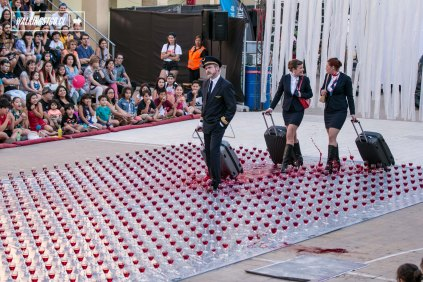 Miniatures - Royal de Luxe - Santiago a Mil 2018 - INBA - 11.01.2018 - WalkiingStgo - 21