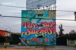 """""""Vive tus sueños"""" de Elliot Tupac - 2016"""