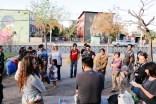 Museo a cielo abierto - San Miguel - Oh Stgo - Mixart - 09.02.2017 - WalkingStgo - 9